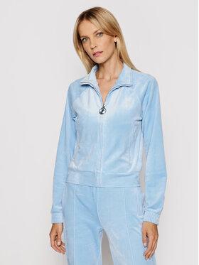 Juicy Couture Juicy Couture Bluză Tanya JCAPW044 Albastru Regular Fit