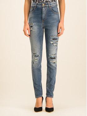 Just Cavalli Just Cavalli Slim Fit Jeans S02LA0168 Dunkelblau Slim Fit