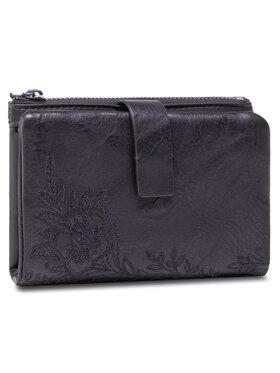 Desigual Desigual Veľká dámska peňaženka 21SAYP25 Čierna