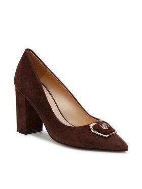 Solo Femme Solo Femme Κλειστά παπούτσια 75510-14-M28/000-04-00 Καφέ