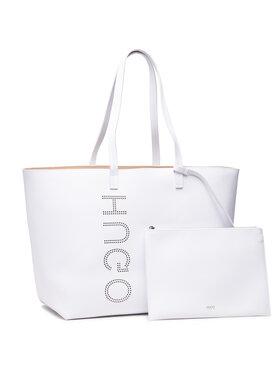 Hugo Hugo Handtasche Chelsea Shopper 50456741 10236810 01 Weiß