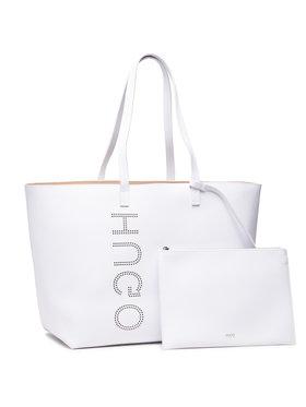 Hugo Hugo Sac à main Chelsea Shopper 50456741 10236810 01 Blanc