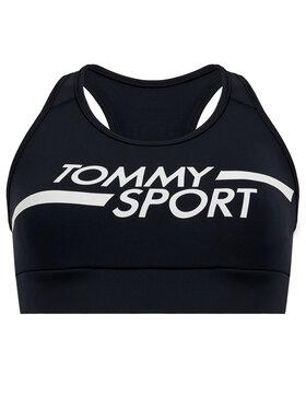Tommy Sport Tommy Sport Reggiseno top Mid Logo S10S100451 Blu scuro