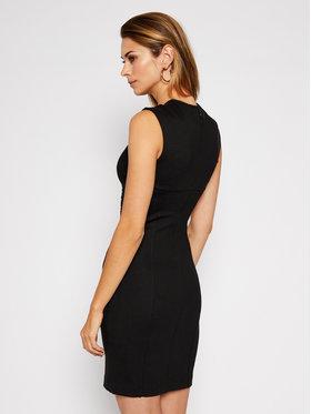 Guess Guess Sukienka dzianinowa Ysabel W0BK0C K8RN0 Czarny Slim Fit