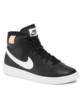 Nike Nike Topánky Court Royale 2 Mid CT1725 001 Čierna