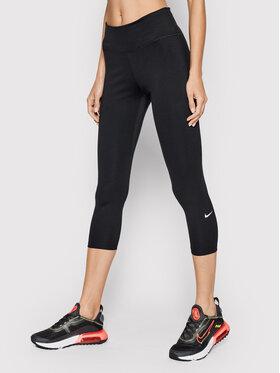 Nike Nike Leginsai One DD0247 Juoda Slim Fit