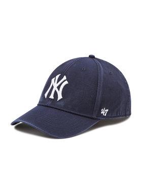 47 Brand 47 Brand Καπέλο Jockey Mlb New York Yankees Legend B-GWMVP17GWS-NYA Σκούρο μπλε