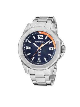 Nautica Nautica Zegarek NAPTBF103 Srebrny