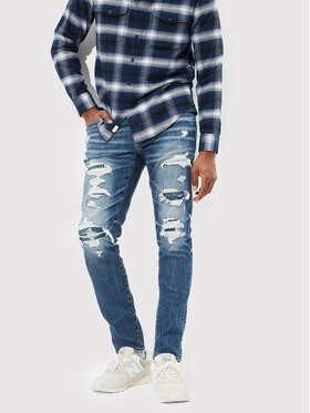American Eagle American Eagle Jeans 011-0114-5692 Blau Athelic Skinny Fit