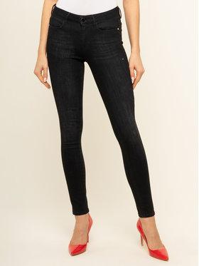 Guess Guess Jeansy Slim Fit W01A03 D2ZK1 Černá Slim Fit