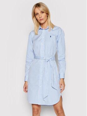 Polo Ralph Lauren Polo Ralph Lauren Haljina košulja 211781122001 Bijela Regular Fit