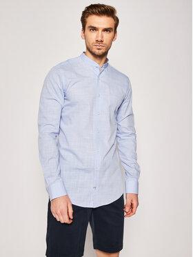 Joop! Joop! Marškiniai 17 JSH-59Pryor-N 30019728 Mėlyna Slim Fit