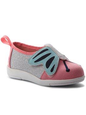 EMU Australia EMU Australia Hausschuhe Butterfly Sneaker K11472 Rosa