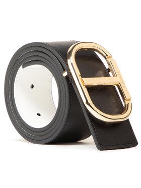 TwinSet TwinSet Дамски колан Cintura 211TO5063 Черен