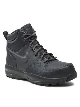 Nike Nike Обувки Manoa Ltr (Gs) BQ5372 002 Сив