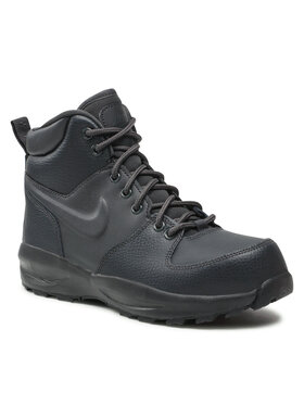 Nike Nike Topánky Manoa Ltr (Gs) BQ5372 002 Sivá