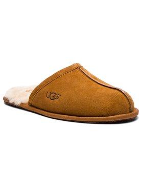 Ugg Ugg Pantofole M Scuff 1101111 Marrone