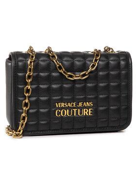 Versace Jeans Couture Versace Jeans Couture Дамска чанта E1VZABQ10 Черен