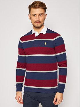 Polo Ralph Lauren Polo Ralph Lauren Polo marškinėliai Lsl 710818479002 Spalvota Custom Slim Fit