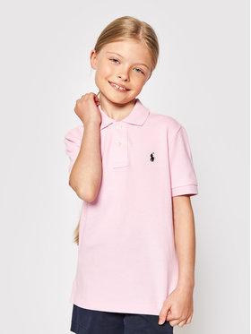 Polo Ralph Lauren Polo Ralph Lauren Polo marškinėliai 322603252003 Rožinė Regular Fit