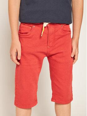 Pepe Jeans Pepe Jeans Pantalon scurți din material Joe PB800498 Portocaliu Regular Fit