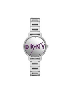 DKNY DKNY Часовник The Modernist NY2838 Сребрист