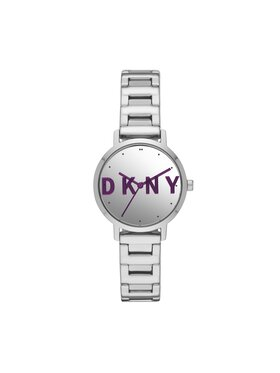 DKNY DKNY Sat The Modernist NY2838 Srebrna
