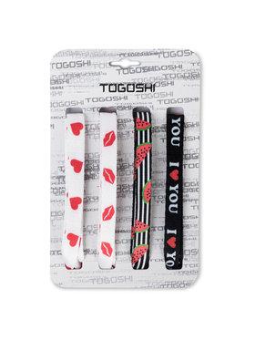 Togoshi Togoshi Zestaw sznurówek do obuwia TG-LACES-120-4-WOMEN-006 Kolorowy