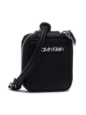 Calvin Klein Calvin Klein Custodia per auricolari Ipod Air Dangle K60K608190 Nero