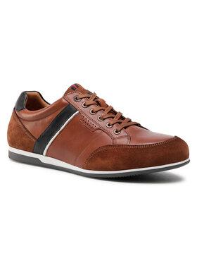 Gino Rossi Gino Rossi Sneakersy MI08-C666-667-12 Brązowy