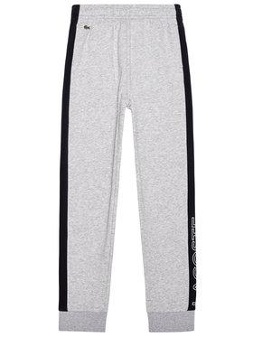 Lacoste Lacoste Teplákové kalhoty XJ1227 Šedá Regular Fit