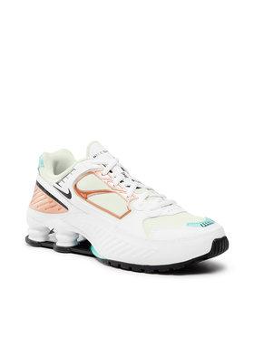 Nike Nike Обувки Shox Enigma BQ9001 100 Бял