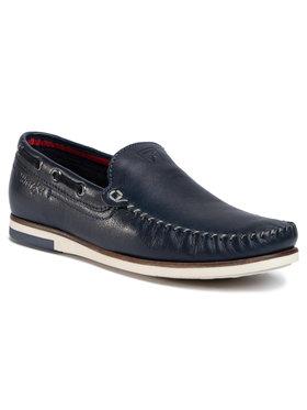 Wrangler Wrangler Mocasini Sharky Leather WM01141A Bleumarin