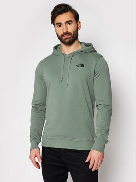 The North Face The North Face Bluză Seasonal Drew Peak NF0A2S57V381 Verde Regular Fit