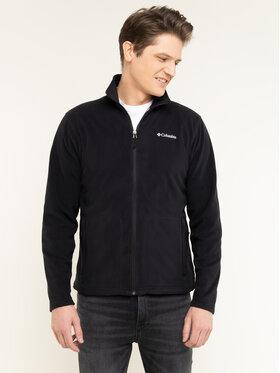 Columbia Columbia Fliso džemperis Fast Trek Light Full Zip 1772751 Juoda Regular Fit