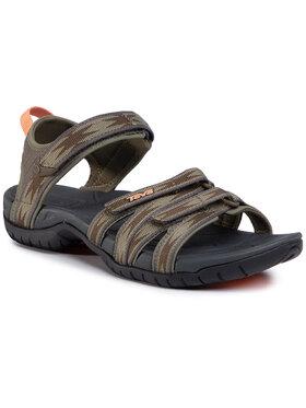 Teva Teva Sandale Tirra 4266 Zelena