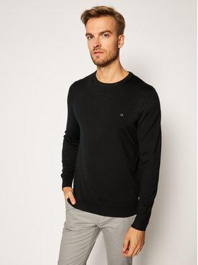 Calvin Klein Calvin Klein Svetr Superior K10K102727 Černá Regular Fit