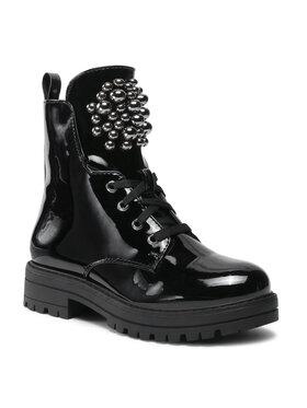 DeeZee DeeZee Turistická obuv CS2922-05 Černá