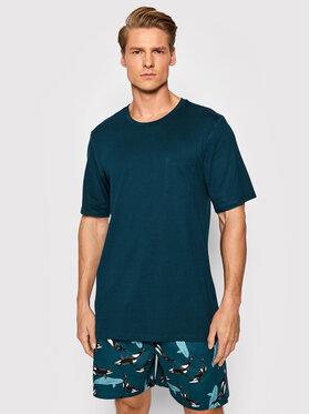 Cyberjammies Cyberjammies Koszulka piżamowa William 6628 Zielony