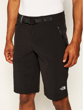 The North Face The North Face Pantaloncini sportivi Speedlight NF00A8SFKX71 Nero Regular Fit