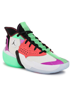 NIKE NIKE Παπούτσια Jordan React Elevation CK6618 101 Λευκό