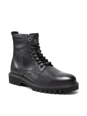 Pepe Jeans Pepe Jeans Trappers Trucker Boot PMS50213 Negru