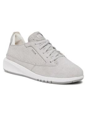 Geox Geox Sneakersy D Aerantis A D02HNA 022RY C1010 Šedá