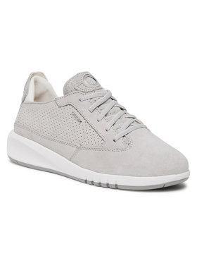 Geox Geox Sneakersy D Aerantis A D02HNA 022RY C1010 Szary