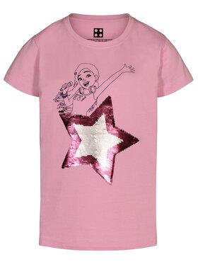 LEGO Wear LEGO Wear T-Shirt 51303 22517 Ροζ Regular Fit