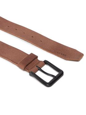 Levi's® Levi's® Pánský pásek 38019-0051 Hnědá