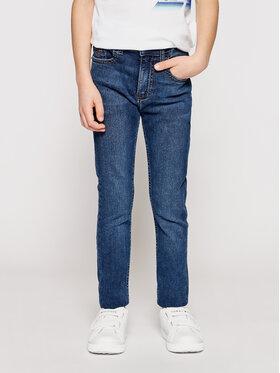 Calvin Klein Jeans Calvin Klein Jeans Дънки Essential IB0IB00767 Тъмносин Skinny Fit