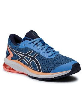 Asics Asics Cipő GT-1000 9 GS 1014A150 Kék