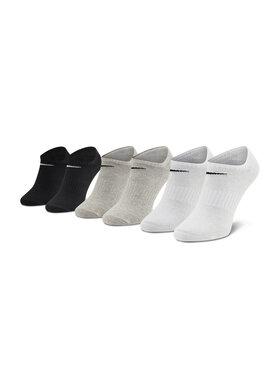 Nike Nike Sada 3 párů pánských ponožek SX7678 901 Barevná