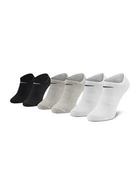 Nike Nike Vyriškų pėdučių komplektas (3 poros) SX7678 901 Spalvota
